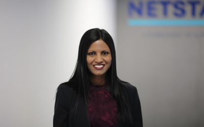 Netstar Head of Legal Jenita Suknunun has succeeded in a male-dominated field by being true to herself, and her aspirations.