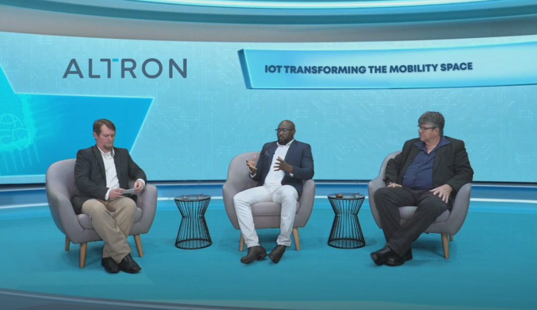 Internet of Things is transforming the mobility space