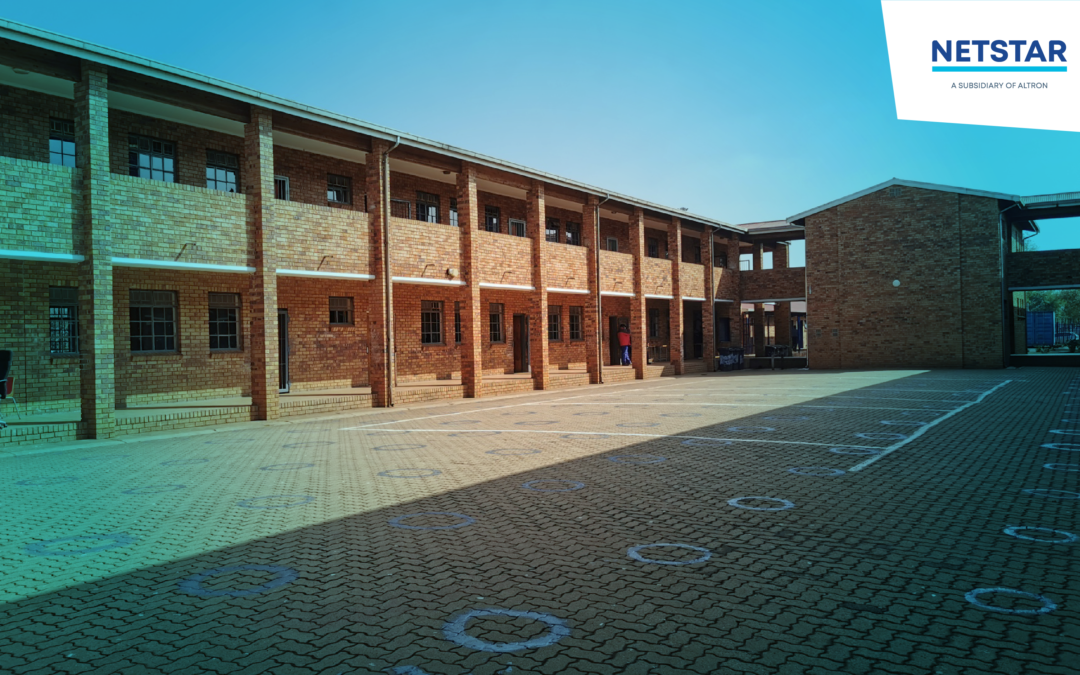 Netstar equips computer lab at technical school in Mandela Day pledge